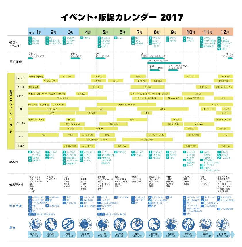 イベント・販促カレンダー