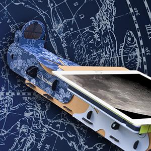 スマホ天体望遠鏡mAmANDA